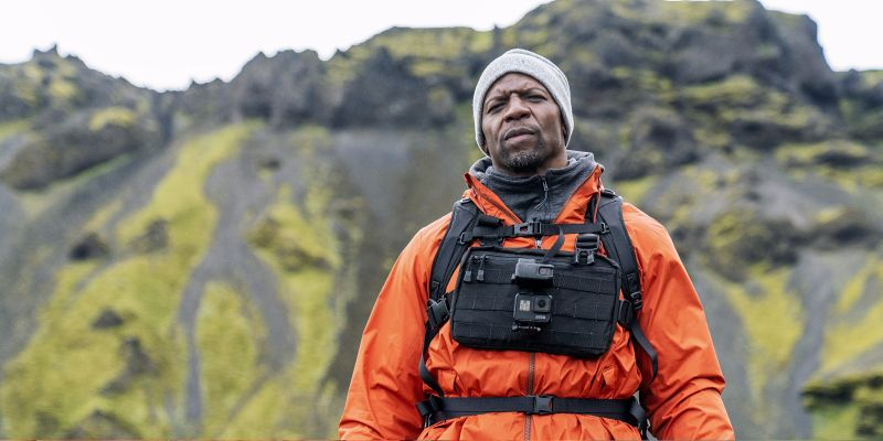 Terry Crews Reveals Why Growing Up He Was Always In 'Fight' Mode With His Father| BET
