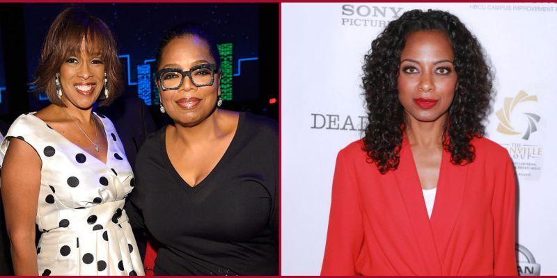 Oprah Winfrey And Gayle King Celebrate Nischelle Turner's Groundbreaking 'ET' Promotion