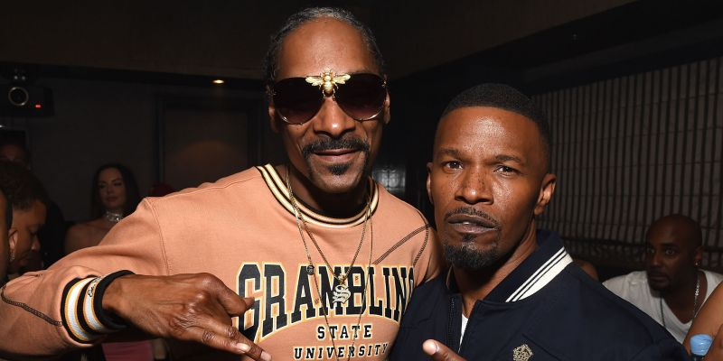 Jamie Foxx Once Had Snoop Dogg Intimidate One Of His Daughter's Suitors