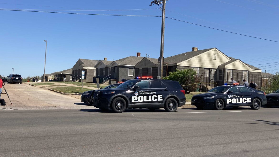 3-year-old child dies after being shot in northeast Oklahoma City, police say