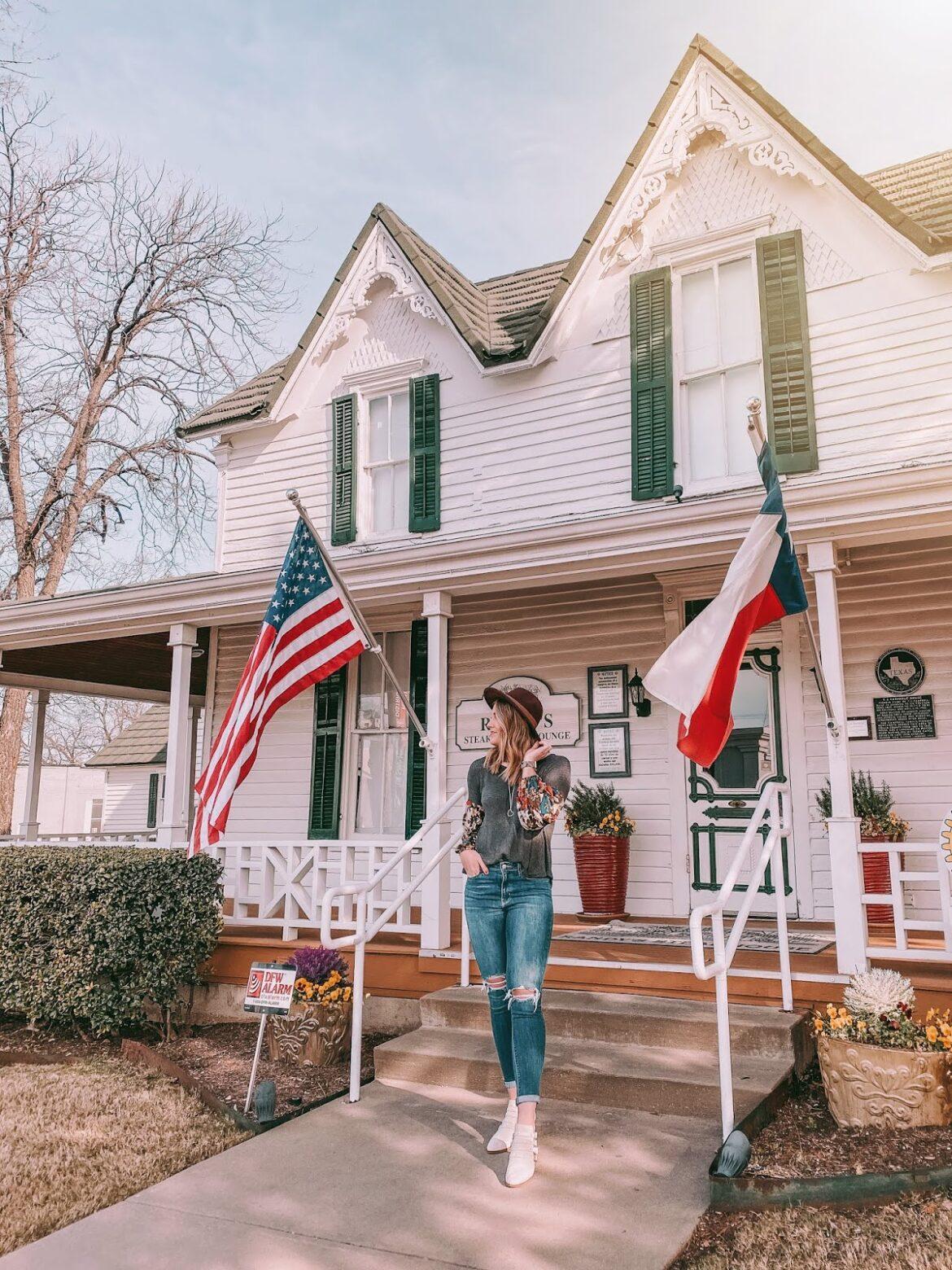 A Girls Weekend in Frisco, Texas