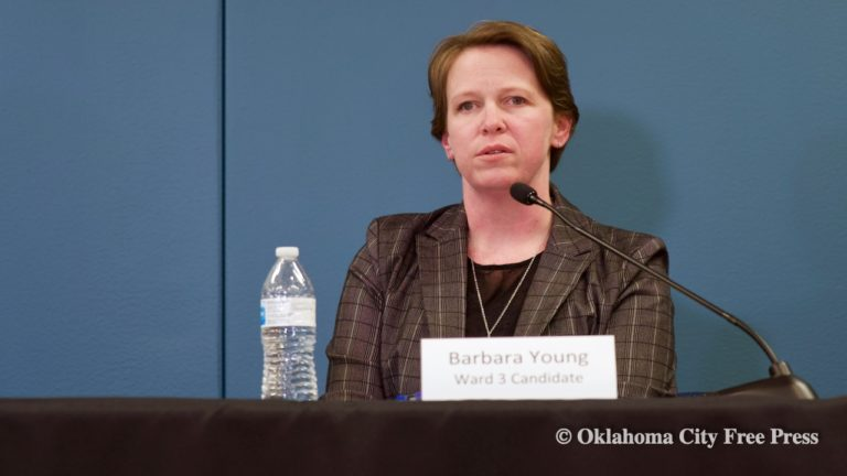 Barbara Young takes Ward 3 in the OKC City Council runoffs