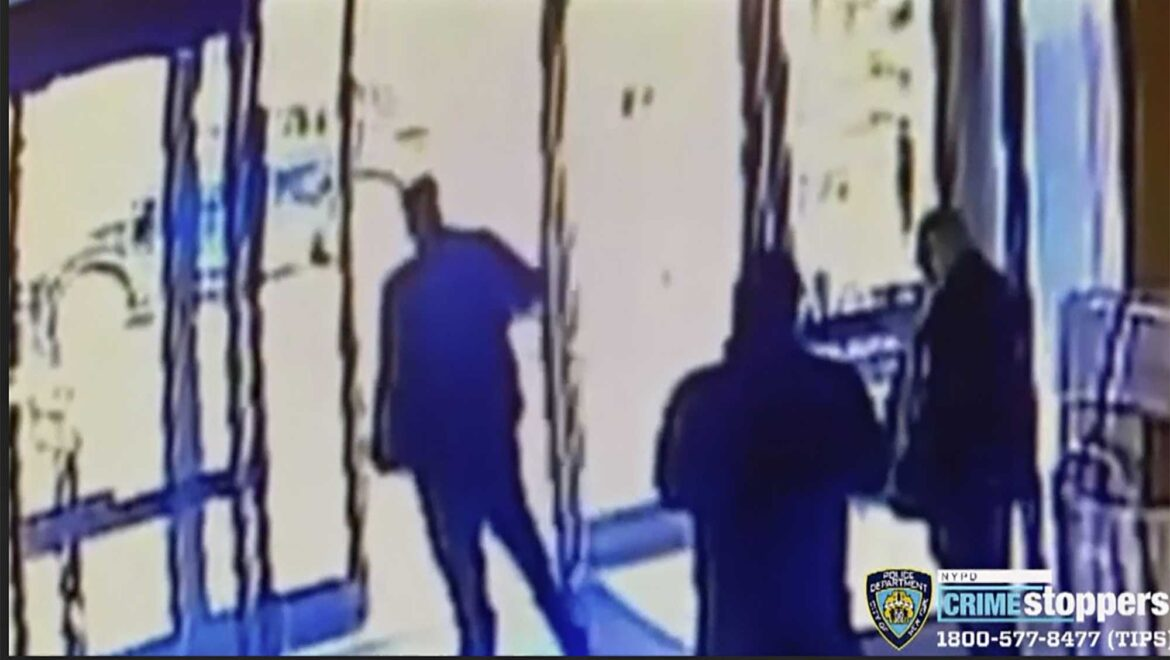 Doormen fired for failing to intervene in anti-Asian attack caught on surveillance video