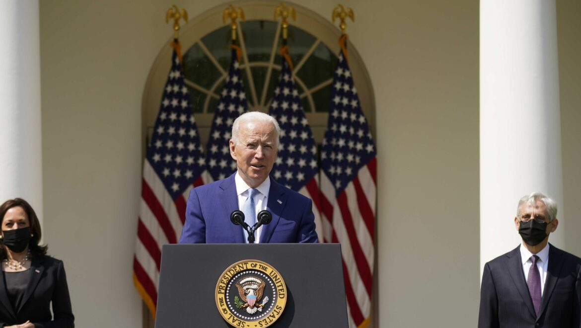 'Enough prayers. Time for some action;' Biden announces slate of executive orders on guns