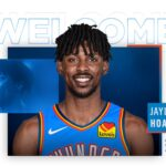 Thunder Signs Jaylen Hoard to Two-Way Contract