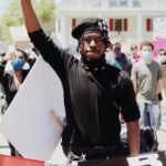 22-Year-Old Starts the Young Black Panther Party in Lansing, Michigan