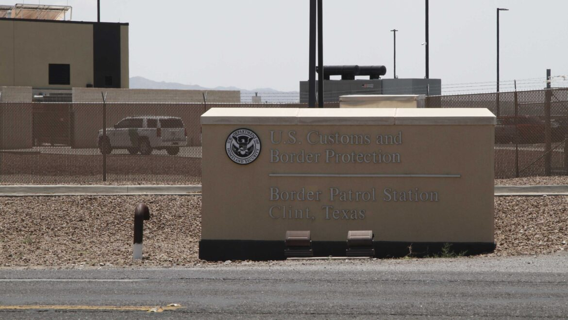 'Law and order': Texas, Louisiana sue US government over deportation holds