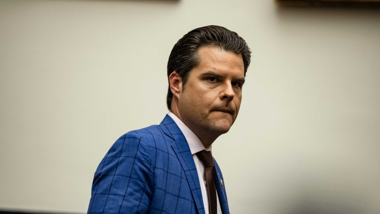 Matt Gaetz says he won't resign from Congress amid sex crime allegations