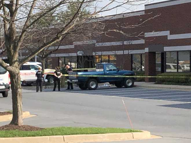 Officials: Suspect dead after police respond to report of shooting in Maryland