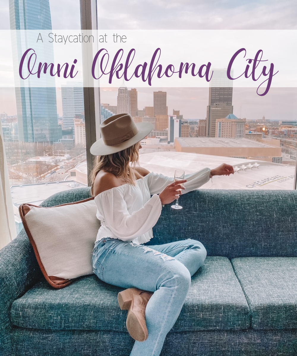 A Staycation at the Omni Oklahoma City