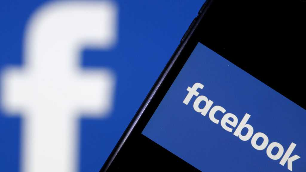 Outages reported on Facebook, related platforms