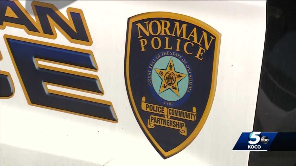 Police investigating after suspect shoots dog at Norman park