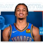 Thunder Signs Justin Robinson to 10-Day Contract