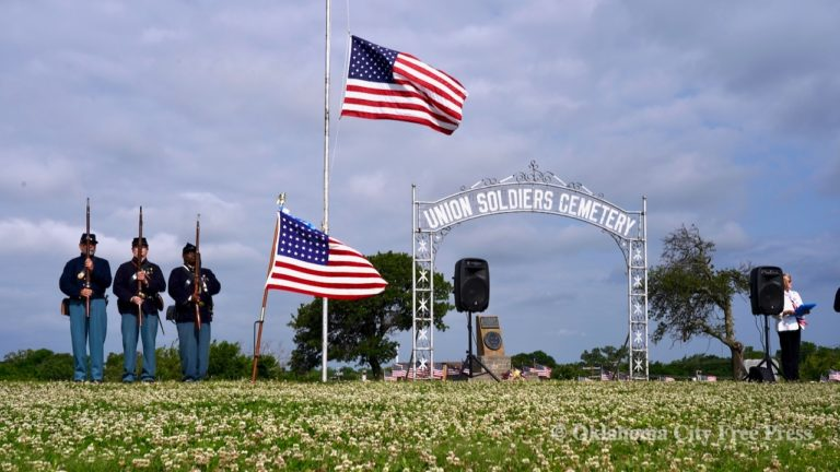 Memorial Day remembrances cut across cultural lines in divided country