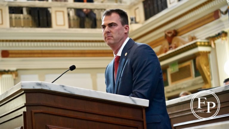 Stitt signs HB1775 prohibiting certain types of teaching about race