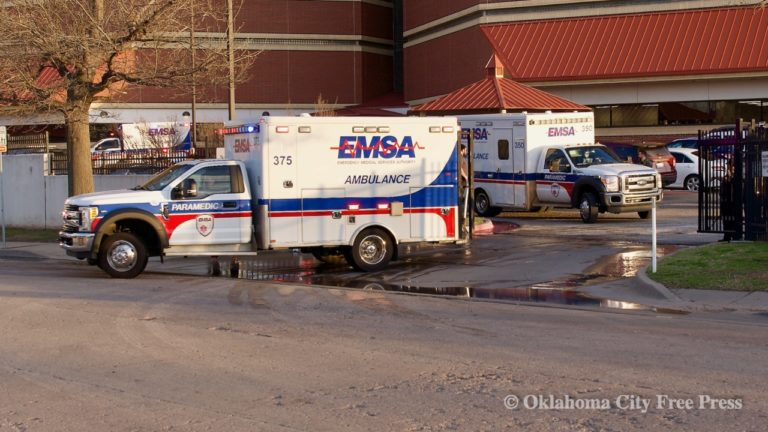 EMSA issues medical heat alert with 90+ degree temps in OKC