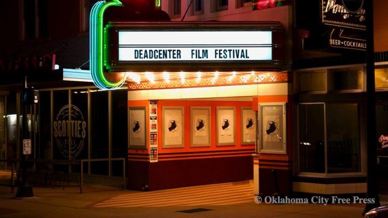 It's here! 2021 deadCenter Film Festival is in-person, online, virtual