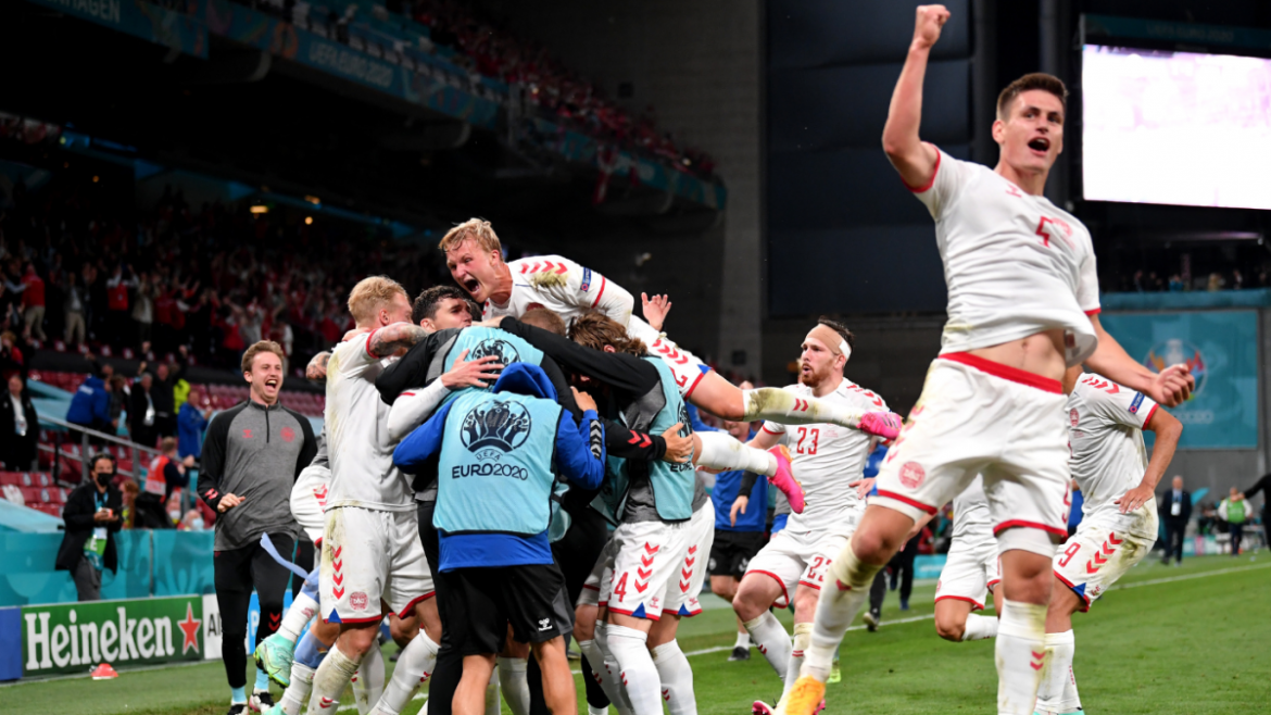 Euro 2020 Group B: Denmark secure miraculous qualification with victory over Russia; Belgium win again
