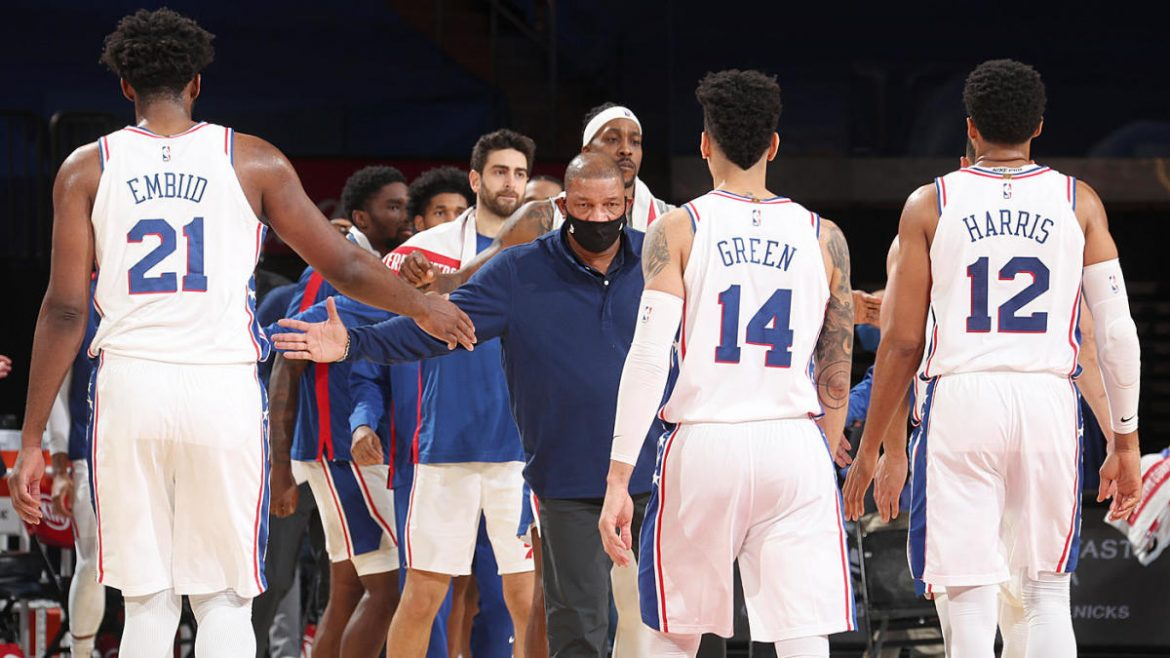 76ers, Doc Rivers were plagued by familiar problems in loss to upstart Hawks