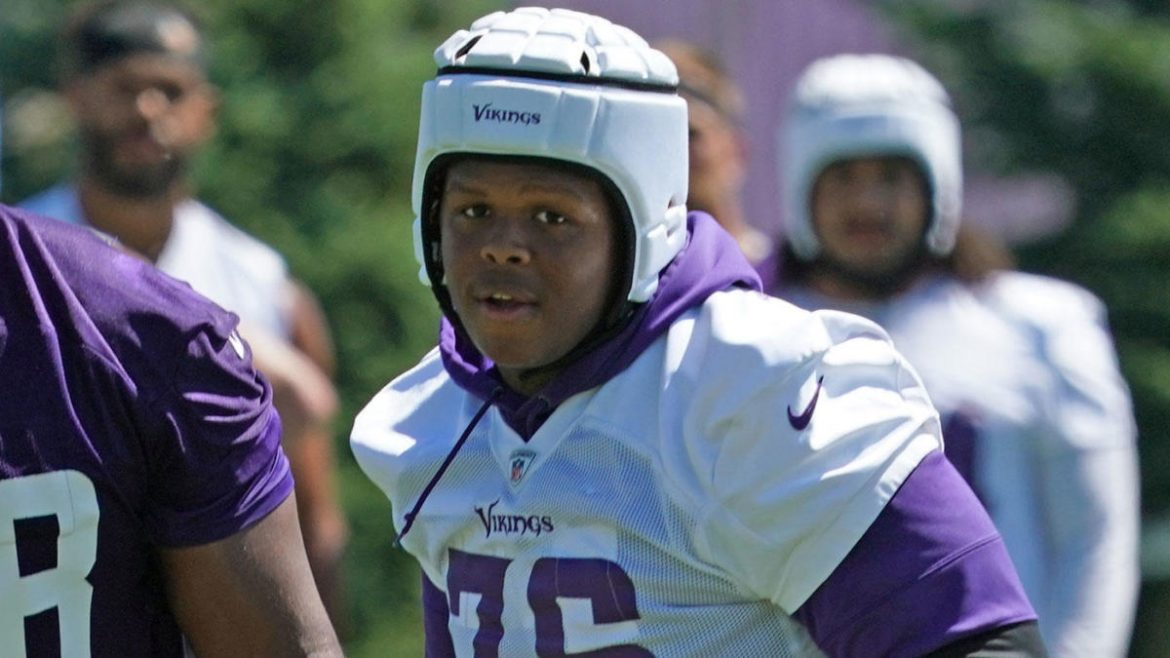 Vikings rookie Jaylen Twyman shot four times, expected to make full recovery