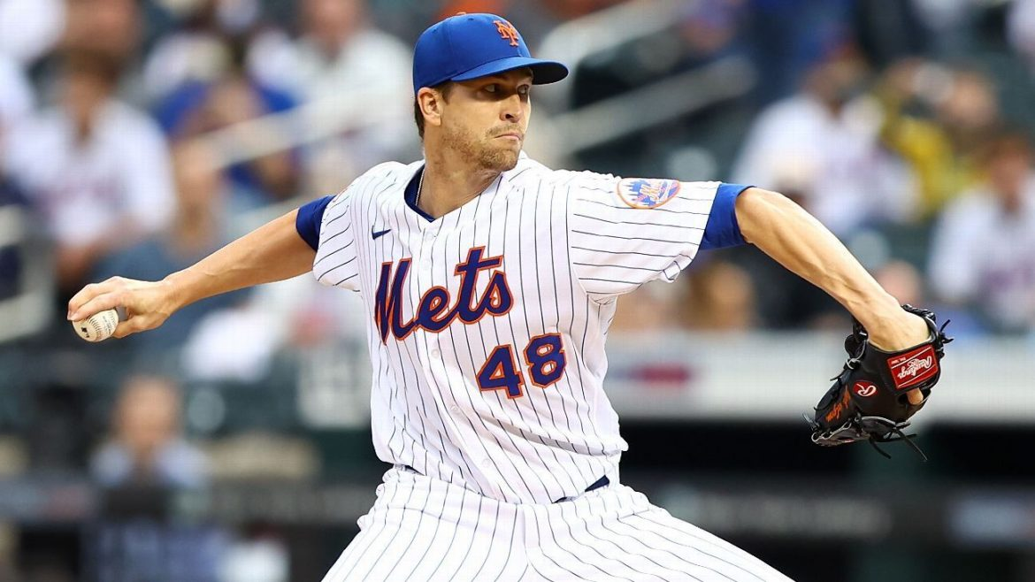 Jacob deGrom GOAT tracker — Where Mets ace's season stands among the best in MLB history