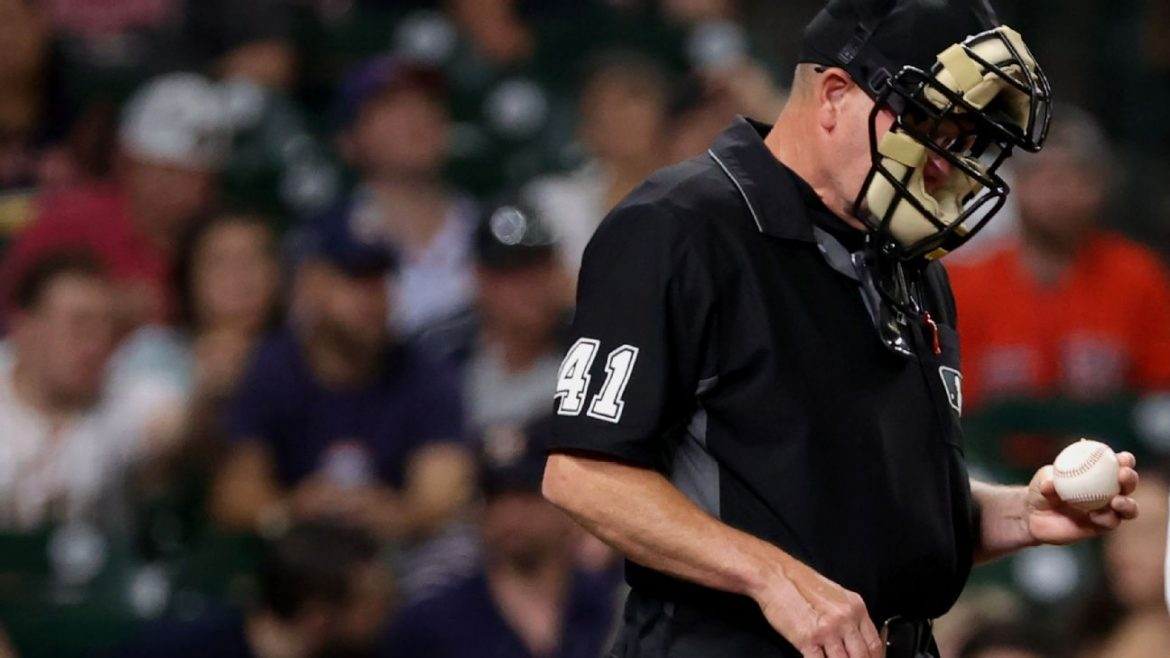 Sticky stuff 101 – Everything you need to know as MLB's foreign-substance crackdown begins