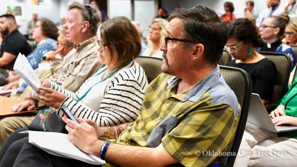 OKC City Council hears positive survey results on public transit