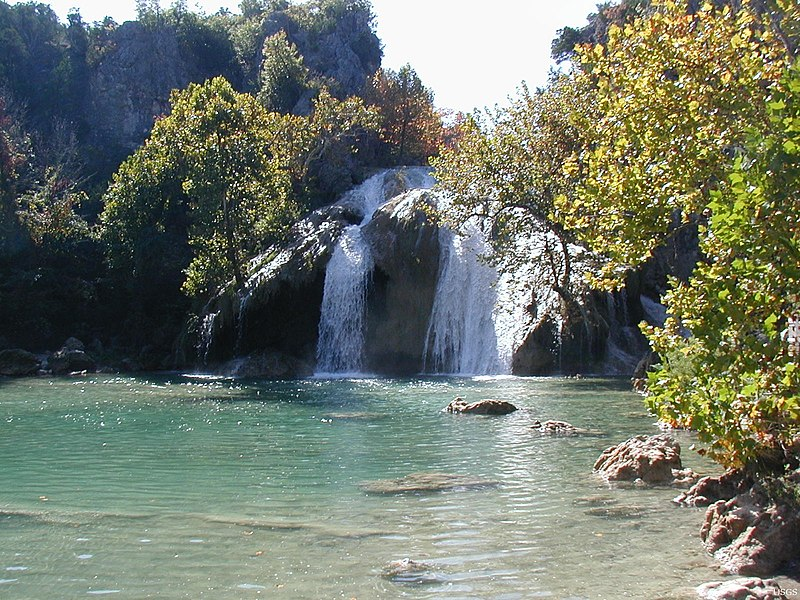 8 Amazing Oklahoma Waterfalls You May Have Missed