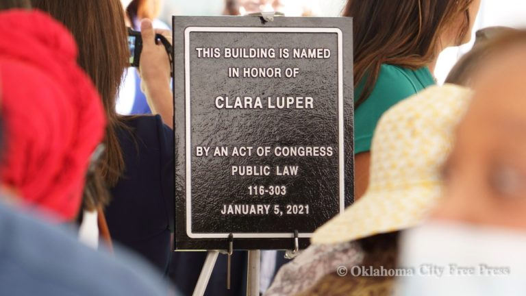 Downtown OKC Post Office now named for Black civil rights leader