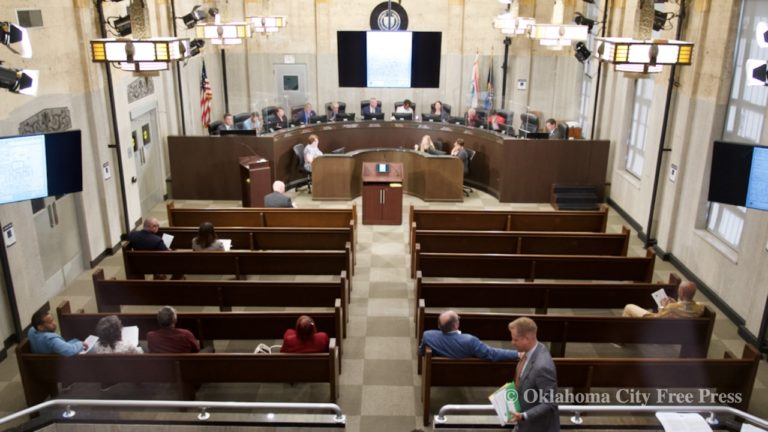 Mask mandate or horse dewormer – your choice, OKC City Councilors