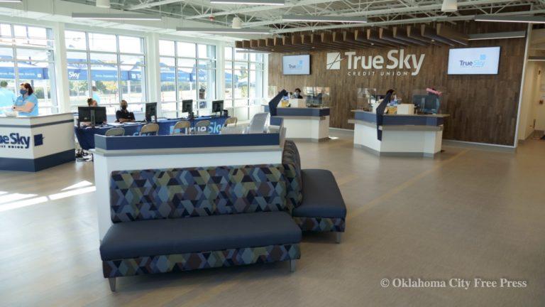 True Sky Credit Union eastside branch restored after flooding setback