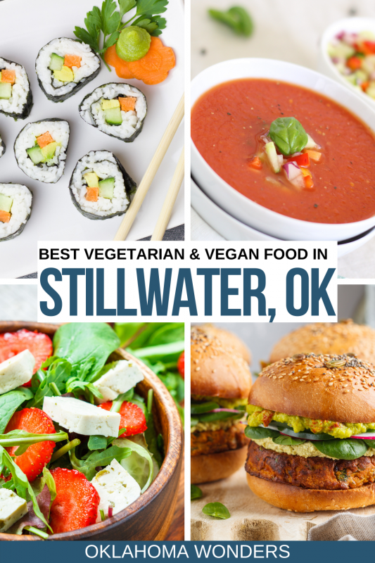 The 17 Best Vegetarian and Vegan Restaurants in Stillwater, Oklahoma