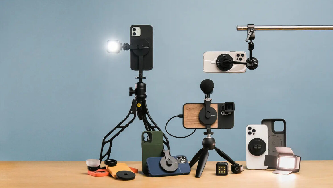 11-in-1 Smartphone Photography Accessory Bundle Drops to $22