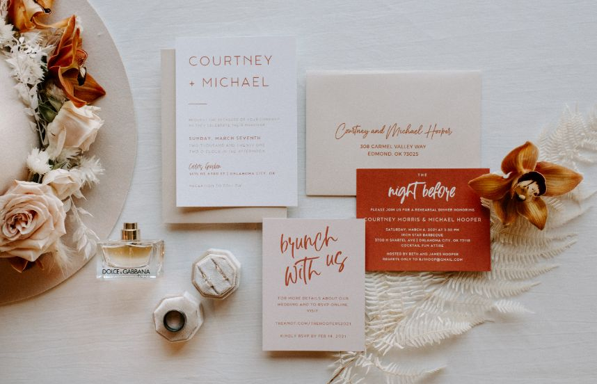 The Catering Totally Made this Boho Brunch Wedding Great
