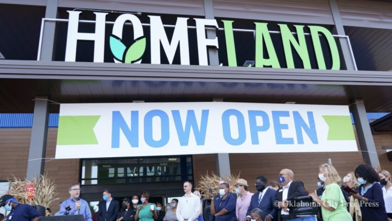Eastside OKC Homeland opened – food desert 'is over'