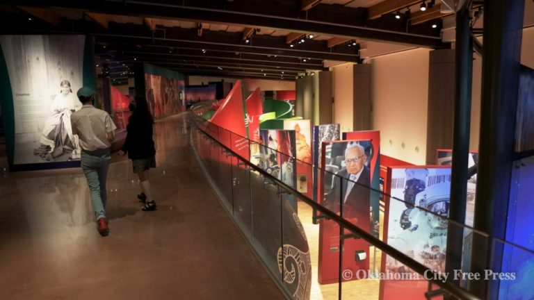 First Americans Museum Brings Dignity to Indigenous Art and History