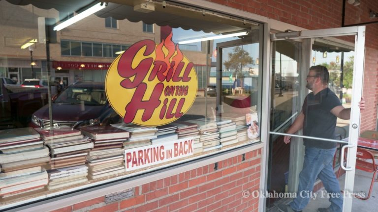 There's no diviner diner — return to Grill on the Hill