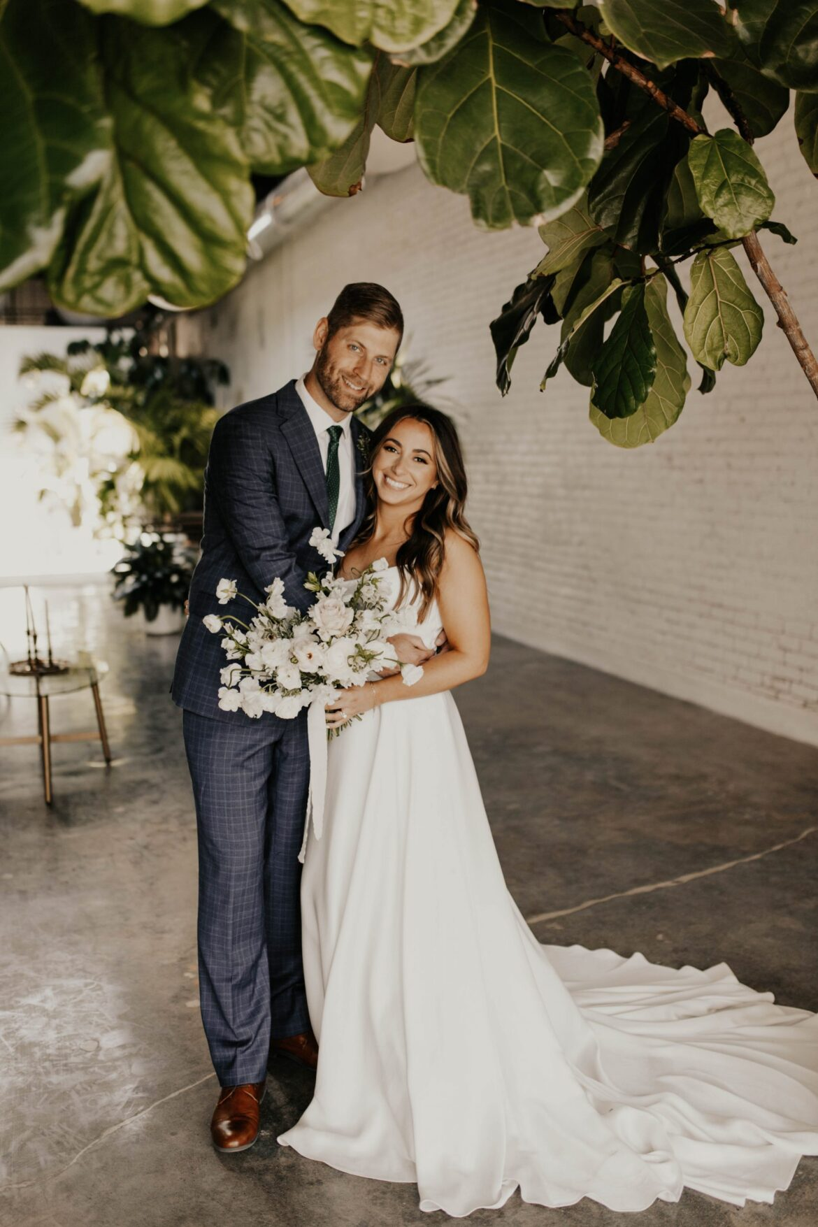 An Intimate Ceremony That Celebrates Love and Family