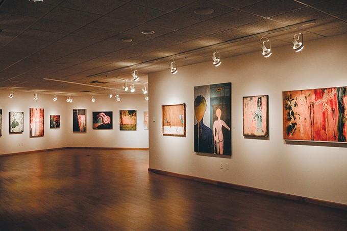 OCU Art Gallery Announces 2021-22 Season