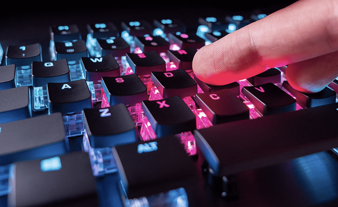 Enjoy 50% Off on ROCCAT's Mechanical Gaming Keyboard