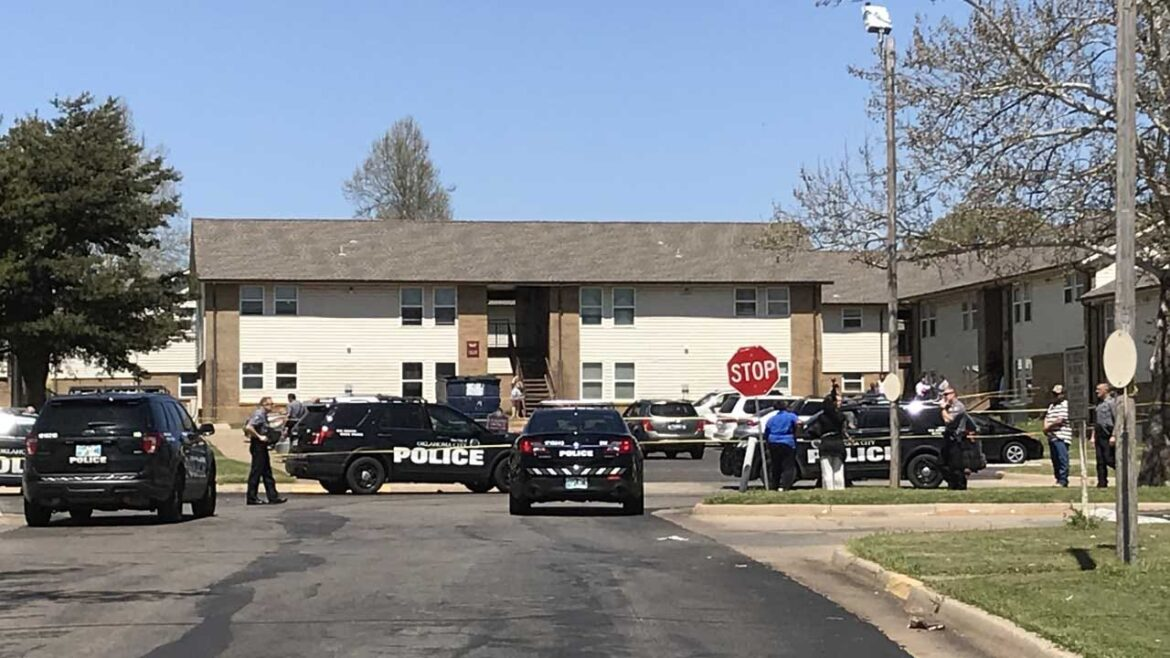 2 People Shot in Drive – By Shooting in Orthwest Oklahoma City