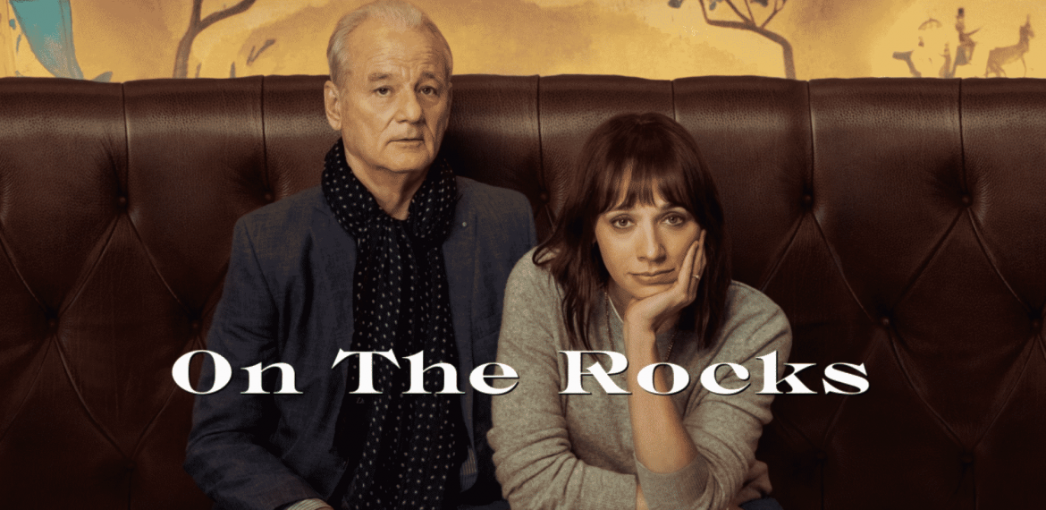 Pre-Orders for Apple TV+ 'On the Rocks' Blu-Ray now available